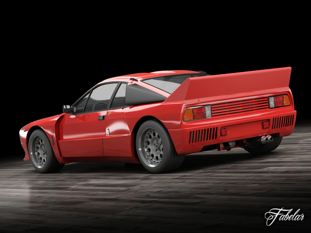 lancia 037 stradale wallpaper. Black Bedroom Furniture Sets. Home Design Ideas